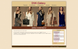 Сайт компании DNK-Galaxy