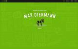 Max Diekmann designer developer dude