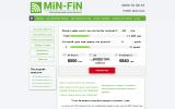 Сервис предоставления займов - min-fin.com.ua