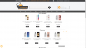 Parfymu.com.ua - интернет магазин мини парфюмерии