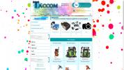 Интернет магазин гаджетов и аксессуаров taccom.kiev.ua