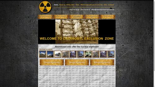 chernobyl-from-kyiv.com.ua - Туры в Чернобыль