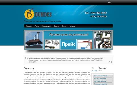 Установка, монтаж, гильзование дымоходов в Киевской области