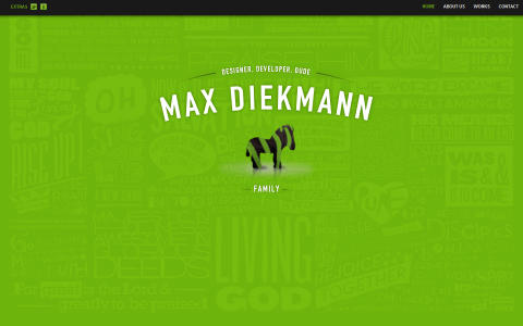Max Diekmann designer developer dude